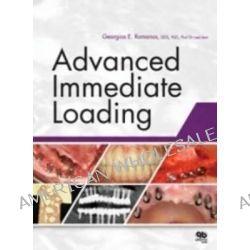 Advanced Immediate Loading by Georgios Romanos, 9780867154917.