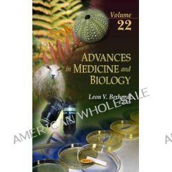 Advances in Medicine & Biology, v. 22 by Leon V. Berhardt, 9781612095653.