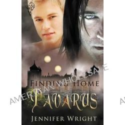 Finding Home, Pavarus by Jennifer Wright, 9781781845691.