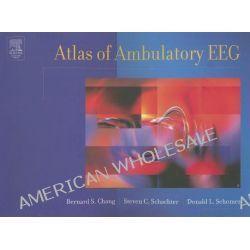 Atlas of Ambulatory EEG by Steven C. Schachter, 9780126213454.
