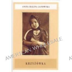 Krzyżówka - Anita Halina Janowska