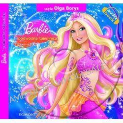 Barbie i podwodna tajemnica - audiobook (druk/CD)