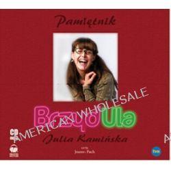 Brzydula. Pamiętnik - książka audio na 1CD (CD) - Julia Kamińska