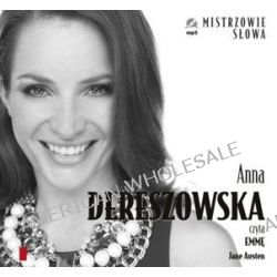 "Anna Dereszowska czyta ""Emmę"" Jane Austen - książka audio na CD (druk/CD) - Jane Austen"