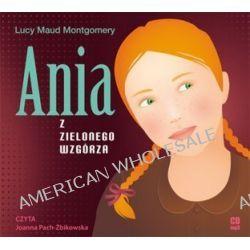 Ania z Zielonego Wzgórza - książka audio na CD (CD) - Lucy Maud Montgomery