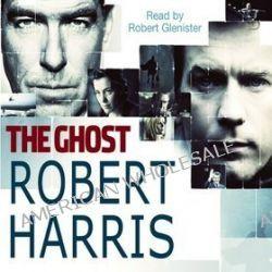 Ghost - audiobook (CD) - Robert Harris