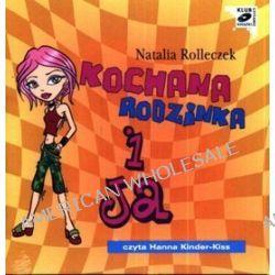 Kochana rodzinka i ja [ audiobook/CD ] (CD) - Natalia Rolleczek