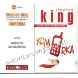 Komórka - książka audio na CD (CD) - Stephen King