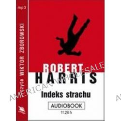 Indeks strachu - książka audio na CD (CD) - Robert Harris