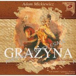 Grażyna - książka audio na CD (CD) - Adam Mickiewicz