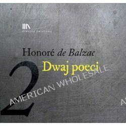 Dwaj poeci 2 - audiobook (CD) - Balzac de Honoriusz