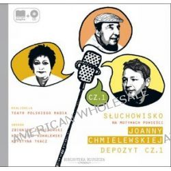 Depozyt, część 1 - książka audio na 1 CD, nr 25 (CD) - Joanna Chmielewska