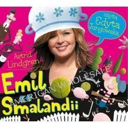 Emil ze Smalandii - książka audio na CD (CD) - Astrid Lindgren