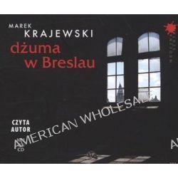 Dżuma w Breslau - książka audio na CD - Marek Krajewski