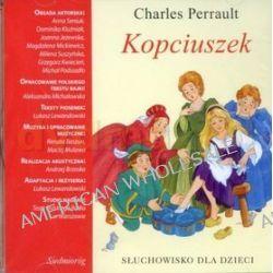 Kopciuszek. Słuchowisko dla dzieci [ CD ] (CD) - Charles Perrault