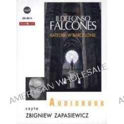 Katedra w Barcelonie - książa audio na CD (CD) - Ildefonso Falcones
