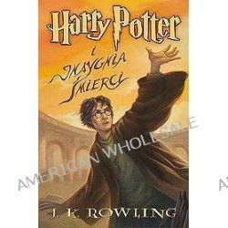 Harry Potter i Insygnia Śmierci - książka audio na CD (CD) - J.K. Rowling