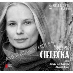Dziwne losy Jane Eyre - Magdalena Cielecka - książka audio na CD - Charlotte Bronte