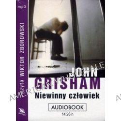 Niewinny człowiek - audiobook (CD) - John Grisham