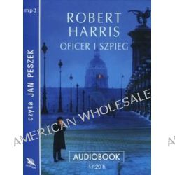 Oficer i szpieg - audiobook (CD) - Robert Harris