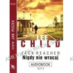 Nigdy nie wracaj - audiobook (CD) - Lee Child