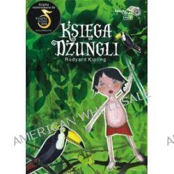 Księga Dżungli - ksiązka audio na 1 CD (CD) - Rudyard Kipling