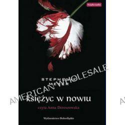 Księżyc w nowiu - książka audio na 1 CD (CD) - Stephenie Meyer