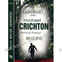 Micro - książka audio na CD - Michael Crichton
