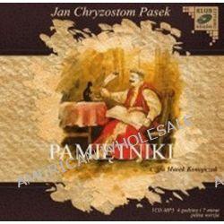 Pamiętniki - książka audio na CD (CD) - Jan Chryzostom Pasek
