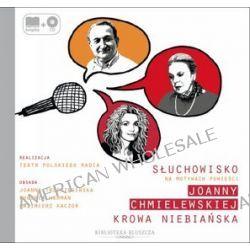 Krowa niebiańska - książka audio na 1 CD, nr 24 (CD) - Joanna Chmielewska