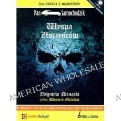 Pan Samochodzik i Wyspa Złoczyńców - książka audio na CD (CD) - Zbigniew Nienacki