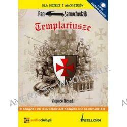 Pan Samochodzik i Templariusze - książka audio na CD (CD) - Zbigniew Nienacki