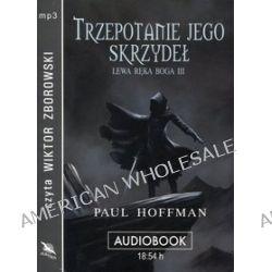 Lewa ręka Boga III: Trzepotanie jego skrzydeł - audiobook (CD) - Paul Hoffman