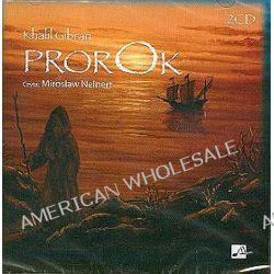 Prorok - książka audio na 2 CD (CD) - Khalil Gibran