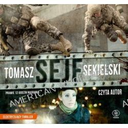 Sejf - książka audio na CD (CD) - Tomasz Sekielski