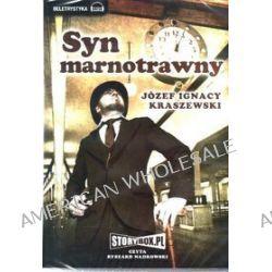 Syn marnotrawny - audiobook (CD) - Józef Ignacy Kraszewski