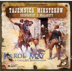 Ród Rodrigandów, tom 1. Tajemnica Miksteków. Rozbójnicy z Maladety - książka audio na CD (CD) - Karol May