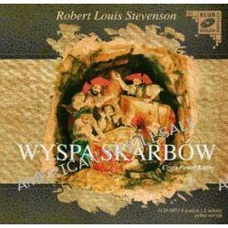 Wyspa skarbów - książka audio na CD (CD) - Robert Louis Stevenson