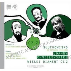 Wielki Diament, część 2 - książka audio na 1 CD, nr 8 (CD) - Joanna Chmielewska,