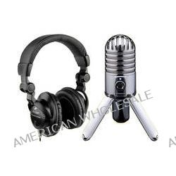 Samson Meteor Mic USB Condenser Microphone and Studio B&H Photo
