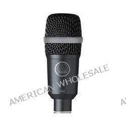 AKG D40 Cardioid Instrument Microphone 2815X00050 B&H Photo