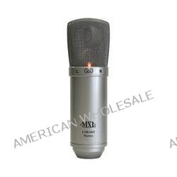 MXL USB.007 Stereo Condenser Microphone with USB USB 007 B&H
