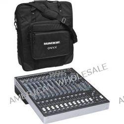 Mackie Onyx 1620i 16-Channel FireWire Recording Mixer & Bag