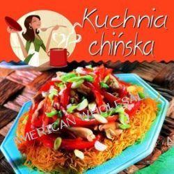 Kuchnia chińska. Z kuchennej półeczki - Jenny Stacey