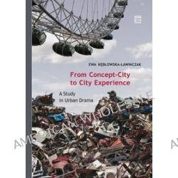 From Concept-City to City Experience - Ewa Kębłowska-Ławniczak
