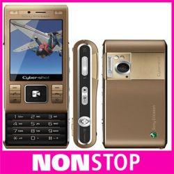Nowy telefon SONY ERICSSON C905,Pl menu