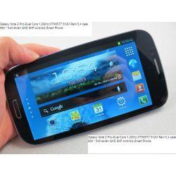 HDC Galaxy Note 2 Pro-Dual Core 1.2GHZ 512Ram