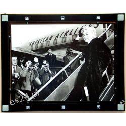 nowoczesne obrazy, fotografia artystyczna, Marylin Monroe, BW 5852