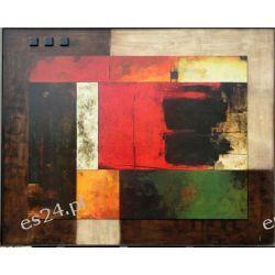 nowoczesny, obraz, abstrakcja, HP 001