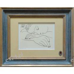 Pablo, Picasso, malarstwo, klasyczne, PP 11